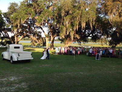 Lakeside Ranch Wedding Ceremony