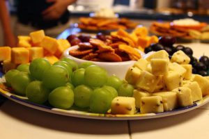 fruit & Cheese appetizer