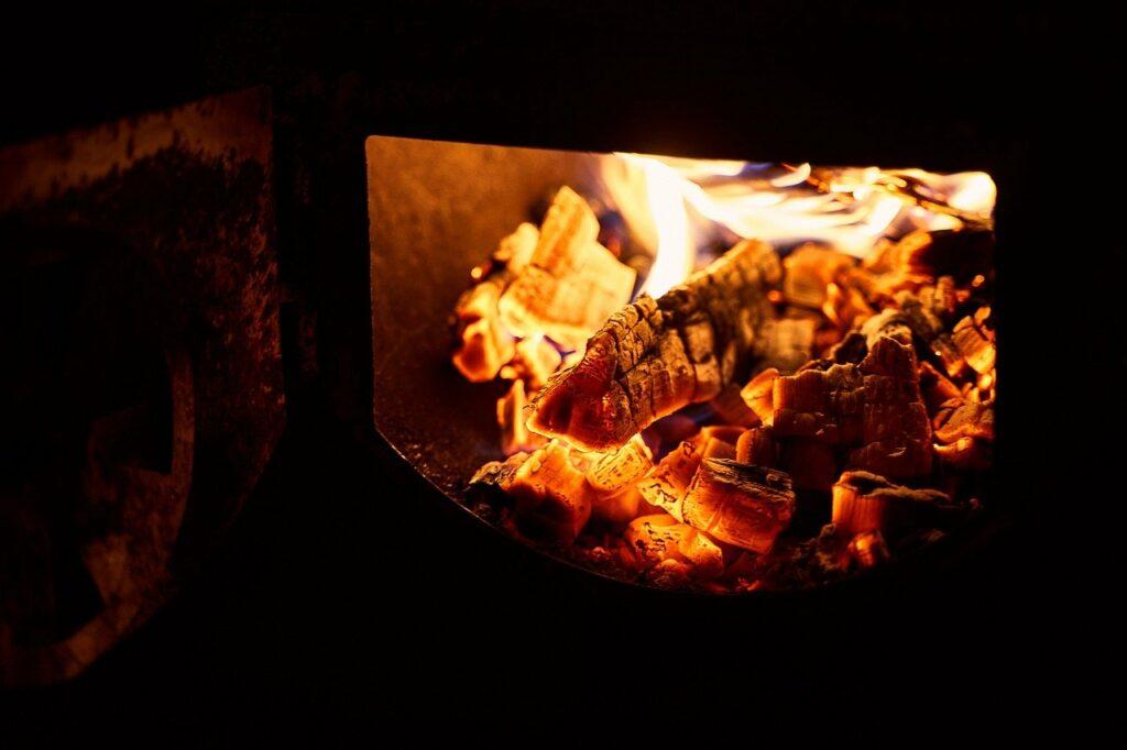 smoke wood